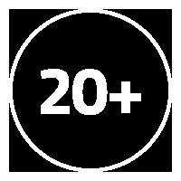 20+ Major Conversions